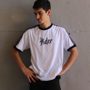 Contrast T-Shirt White