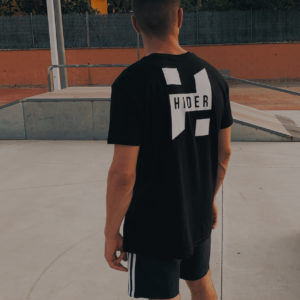 Futurist HIDER T-Shirt back