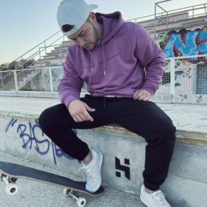 Enjoy The Moment – Hider Hoodie